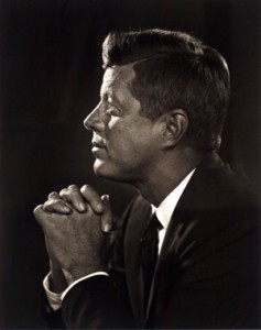 JFK by Jousuf Karsh