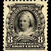 Martha Washington 1902.