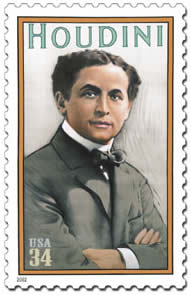 Harry Houdini, illuzionista